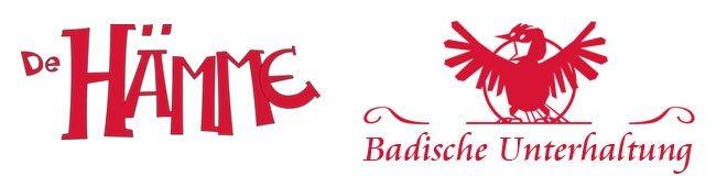 Badische Unterhaltung mit De Hämme – Helmut Dold Logo