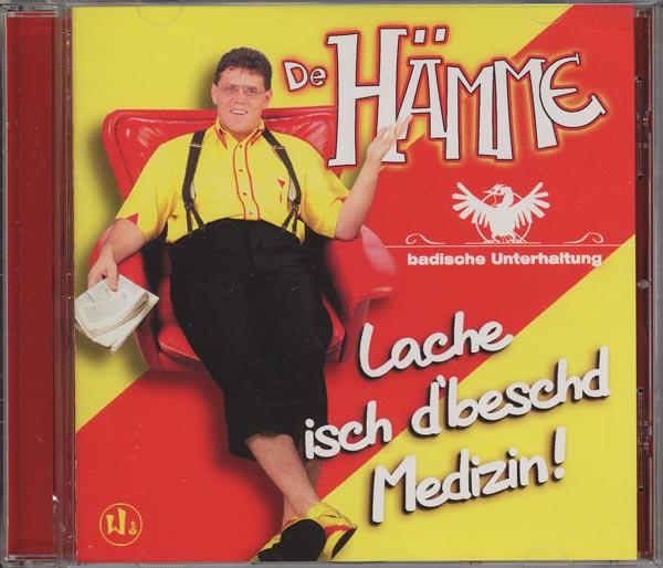 Die erste CD vom De Hämme
